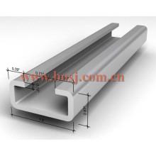 Matériau de construction de la Thaïlande Unistruct C Channel Roll formant la machine de production