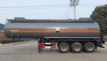HCL taşıma için 30.000 L Tanker