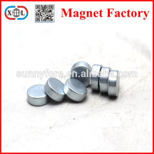 disc shape magnet for clothing tag