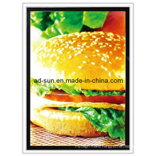LED Ultrathin Lightbox with Magnetic Open Acrylic Lightbox