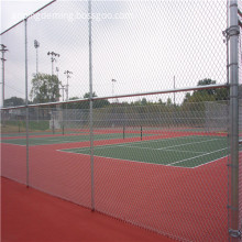Pvc Coated Temporary Chain Link Fencing