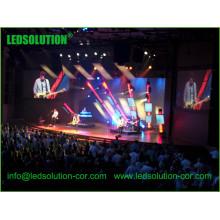Tablero ultra-fino ultra ligero de la muestra LED de la pantalla LED de la publicidad para el campo de alquiler