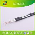 Professionelles RG6 Koaxialkabel Ethernet Kabel 100m Paket
