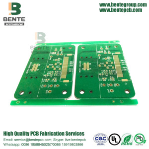 Quickturn PCB Counterbore Hole