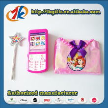 Hot Sale Plastic Mini Phone Toy avec Magic Wand and Bag Toy