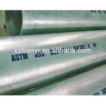 Tubulação de aço inoxidável ASTM A312 na China