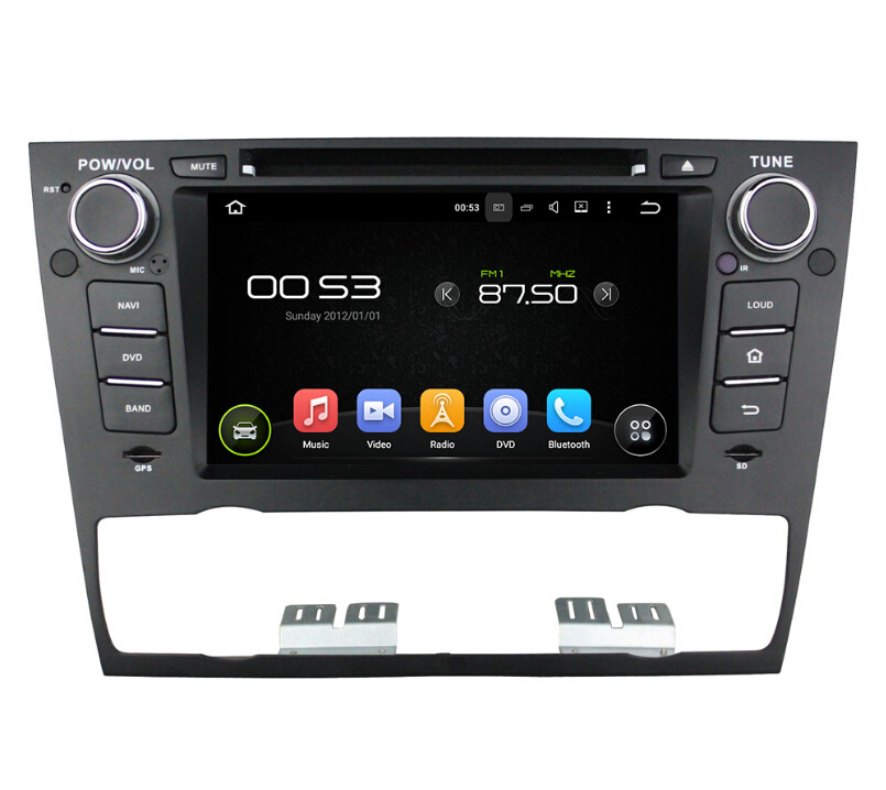 Android 7.1 BMW E90 Saloon Multimedia Systems