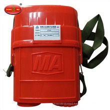 Portable ZYX Series isolated compressed oxygen chemical self-rescuer