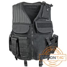Tactical Vest Adopting High Strength 1000d Waterproof Nylon or Cordura