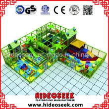 Castelo Impertinente Indoor para Crianças com Trampolim e Pit Bola