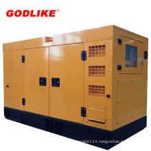 Hot Sale Cummins Silent Diesel Genset with Ce/ISO (160kVA/128KW)