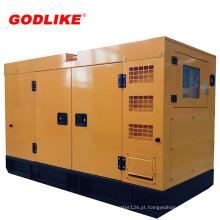 Venda quente CUMMINS Genset diesel silencioso com Ce / ISO (160kVA / 128KW)