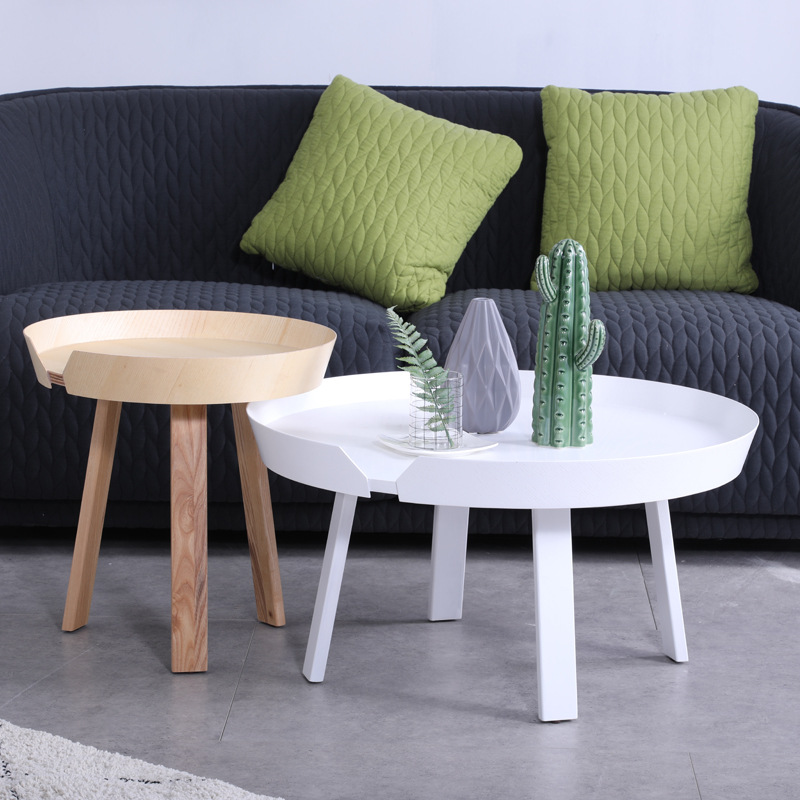 wood muuto table