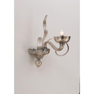 Modern New Design Indoor Decoration Glass Wall Lamp