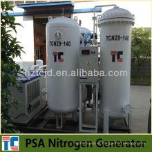 Aprobación CE Equipo de llenado de nitrógeno