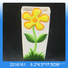 High quality decor flower design Ceramic air humidifier