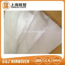 Baumwollspunlace nicht gewebter Baumwollproduktporzellanlieferant