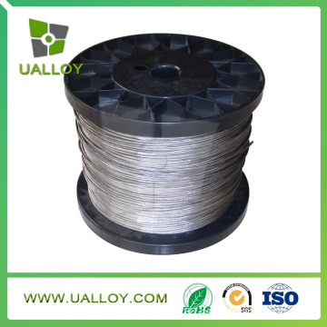 Stranded and Twisted Nichrome Wire for Car Seat