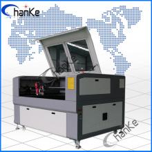 Preço da máquina de corte a laser de madeira compensada Ck1390 150W 16mm