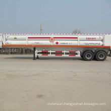 8 Tube CNG Container
