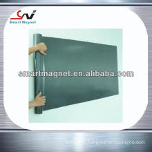 packing various size permanent adhesive magnetic sheets