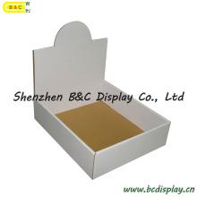 Boîte d'affichage de PDQ, boîte de compteur, Tableau PDQ, boîte de papier (B et C-D044)