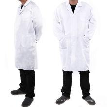 Großhandel weißer Laborkittel für Unisex (xy209)