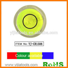 PMMA circular vial with ROHS standard YJ-CR1506