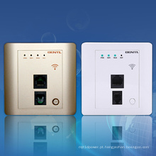 Casa e Hotel Wall Wireless Router 150Mbps