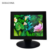 Wall Mount Industrial Tablet PC Resistive Touch Screen
