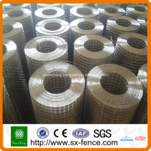 Galvanized PVC coated welded wire mesh