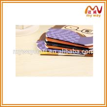 Lovely Girl Memo Pad, cahier de piqûre de selle. Papeterie de l'école chinoise