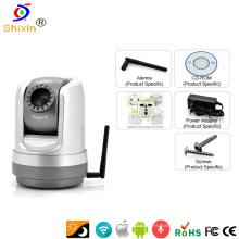 Hot-Selling Cámara infrarroja del IP de WiFi de PTZ WiFi del zumbido óptico 27X (IP-129HW)