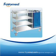 Competitive Price and Good Quality Stainless Trolley