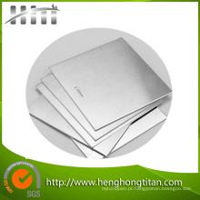 Liga de níquel Incoloy 800 (UNS N08800) Chapa e folha