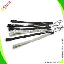 cell phone neck strap holder/mobile phone neck strap/cell phone strap charm
