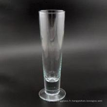 350 ml de verre Pilsner pieds