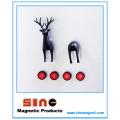 Creative Cartoon Animal Deer Fridge Magnet