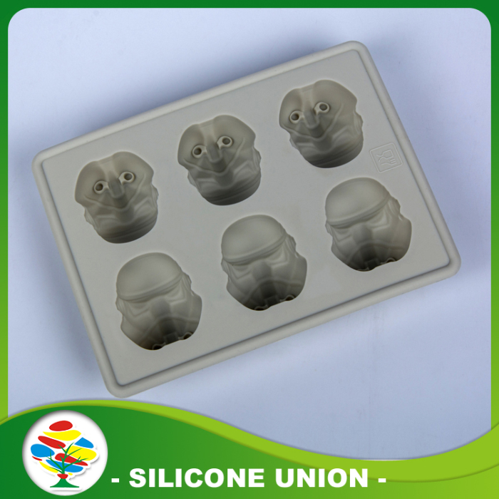 Animal Shape Silicon Cake Mould