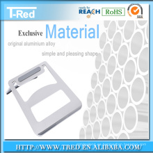 Alto soporte del soporte del cuaderno del quanlity metal para macbook