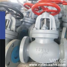 Cast Steel Bolted Bonnet Flanged Marine Globe Valve