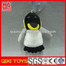 Дешевые плюшевые брелок куклы плюшевые пингвин брелок