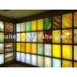 Interior Backlit Transparent Acrylic Display Box