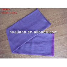 Lenço de caxemira de 100% com tecido de primeira qualidade