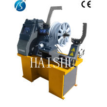 Car Wheel Surface Recovering, Calibration Machine Tool