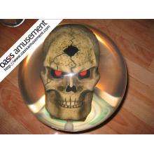 Esfera de bowling (esqueleto)