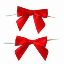 Gift Bows, Customized Designs Accepted, Ideal for Gift Packing and Available in Various Colors