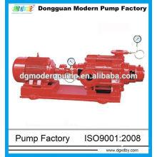 XBD series big flow high pressure fire pump