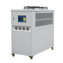Supplier Aircooled Scroll Low Temperature Glycol Chiller Beer