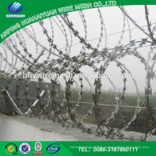 Practical Promotional Modern desig Factory customized cheap welded razor wire
